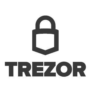 Trezor Erfahrungen Krypto 2020 Logo.
